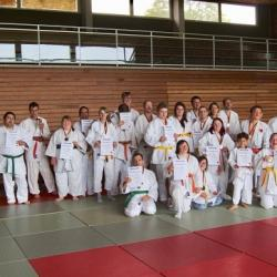ID Judo - Erfolgreicher Lehrgang des Budo Club Mühlheim