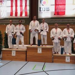 Erfolgreiche Deutsche Kata-Meisterschaften für die Hessischen Teilnehmer