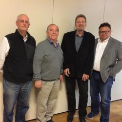 Neuwahlen HJV Präsidium und Vorstand